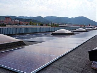 New photovoltaic installation at ATTSU