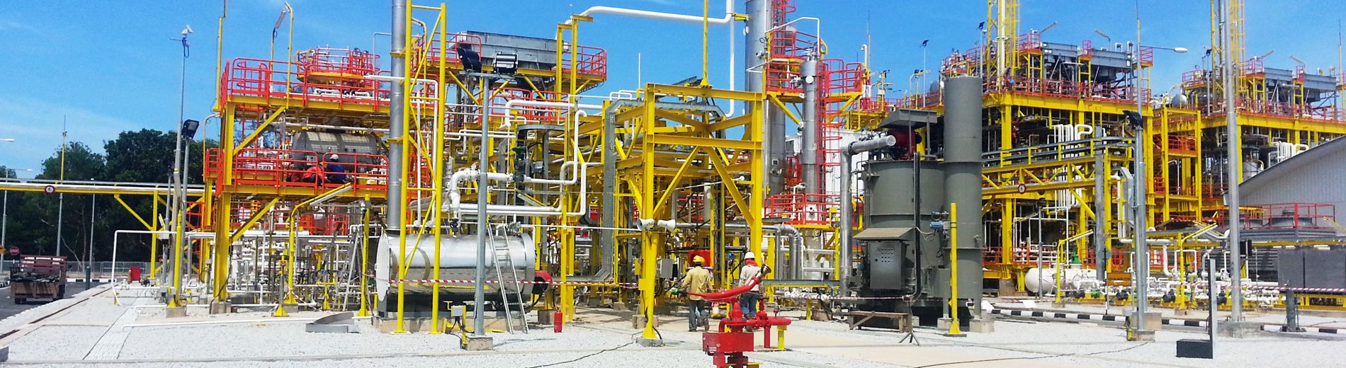 Oil and Gas industry thermal solutions