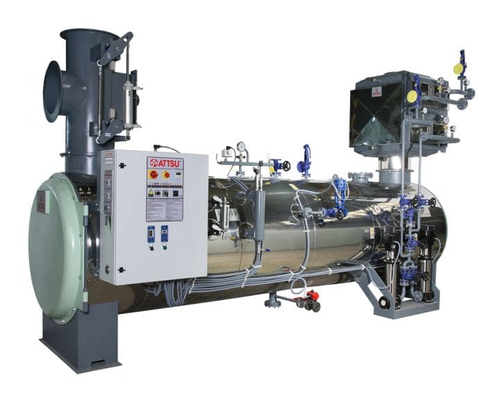 BV - Cogeneration and heat recovery