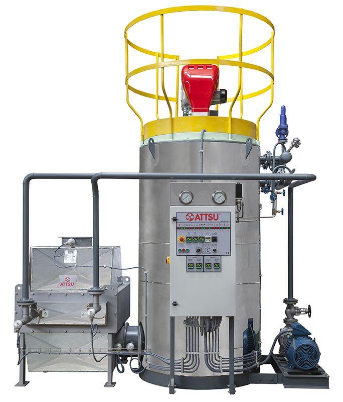 Economizador aceite térmico - Mejora de rendimiento