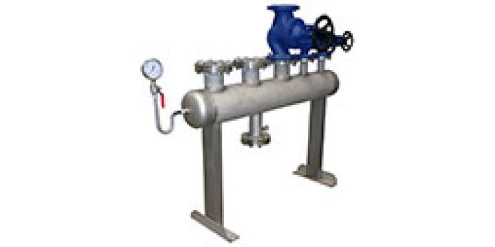 CV - Steam Manifold