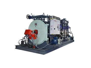 FT Horizontal - Natural gas, LPG, Light oil, Heavy oil & Biogas
