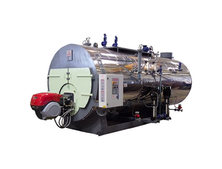 ATTSU - Manufacturer of steam boilers and thermal oil boilers