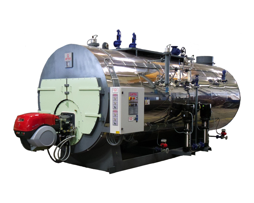 Steam generators and boilers